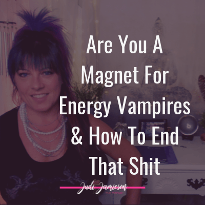 Energy Vampires and toxic people