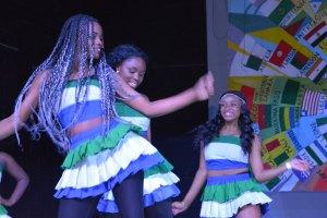 Africa Pavilion. #Folklorama47 #WovenTogether - judimeetsworld