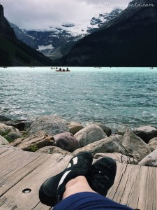 Meet Lake Louise.