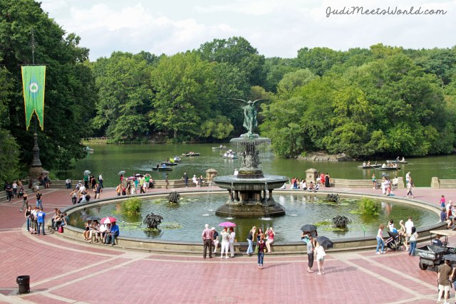 Meet Central Park, New York City. - judimeetsworld