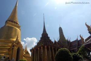 Meet the Grand Palace, Bangkok, Thailand - judimeetsworld