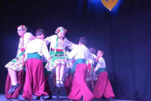 Ukraine-Kyiv Pavilion. #Folklorama47 #WovenTogether - judimeetsworld