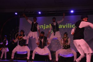 Punjab Pavilion. #Folklorama47 #WovenTogether - judimeetsworld
