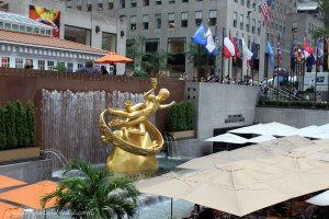 Meet Rockefeller Center, New York. - judimeetsworld