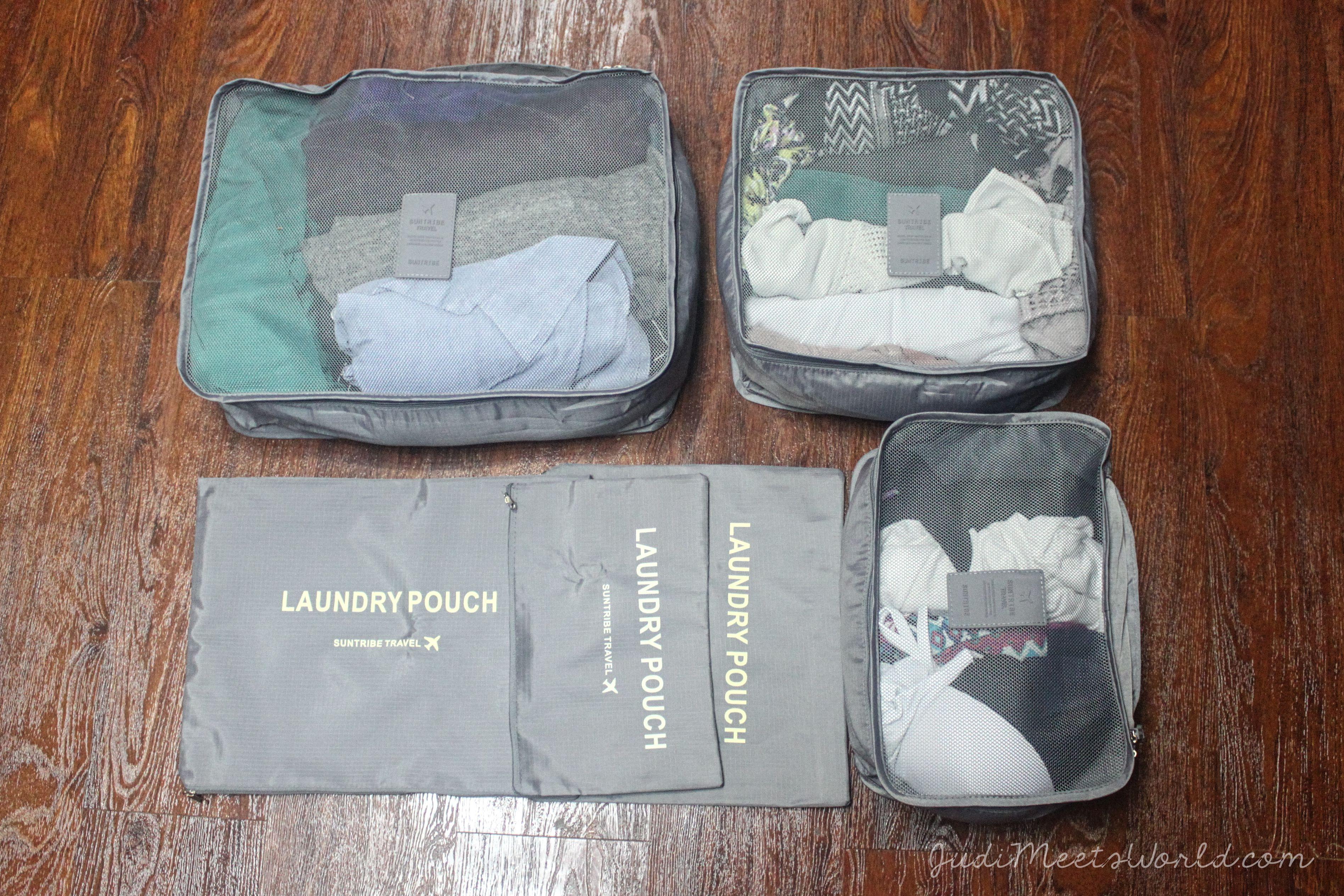 Suntribe Travel Bags