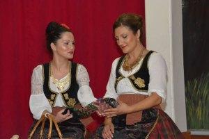 Serbian Pavilion. #Folklorama47 #WovenTogether - judimeetsworld