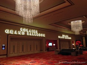 Meet Solaire Resort & Casino.