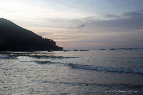 Meet Sabang, Palawan.