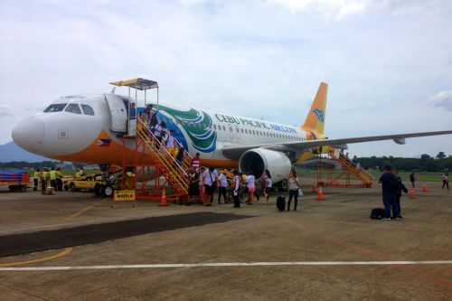 Meet Cebu Pacific.