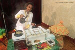 Meet the Ethiopian Pavilion.