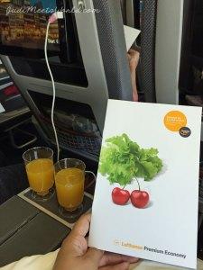 Meet Lufthansa Premium Economy.