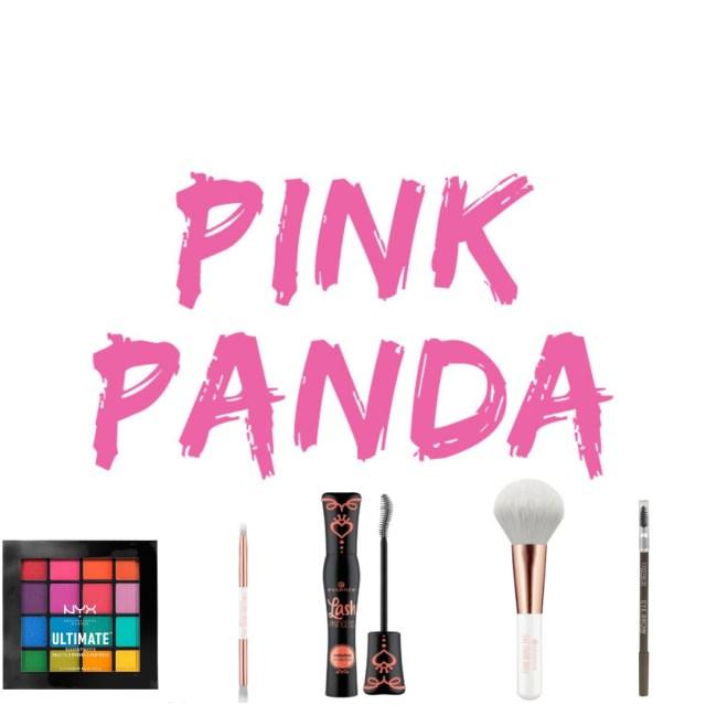 Megrendeltem az álom palettámat a Pink Pandáról