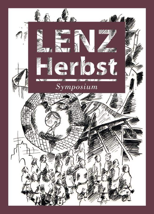Vorderseite Flyer Lenz-Symposium
