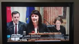 Judith Denkmayr Digital Courage, Gegen Hass im Netz