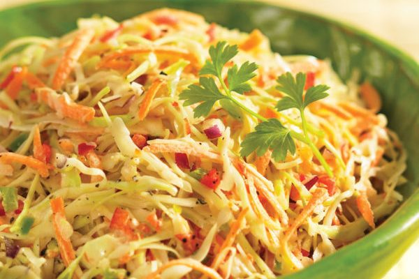 Traditional Coleslaw