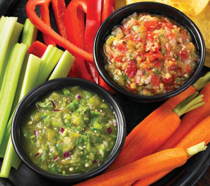 Thai-Style Grilled Chile Salsa (Nam Prik Num)