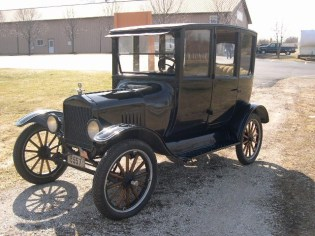 This is the vehicle that took them to Felicity, ND