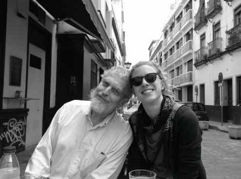 With Bob, March 2013