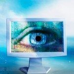 Eye on Flat Panel Monitor