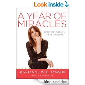 A Year of Miracles - Daily Devotions and Reflections