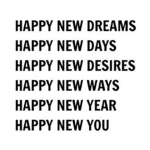 Happy New You