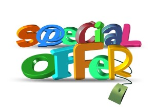 Special Offer Sales Letters