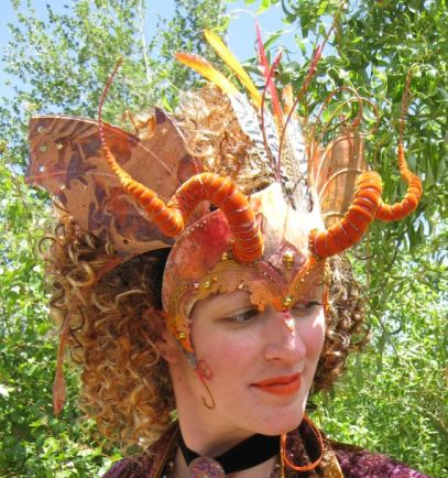 orange headpiece 2