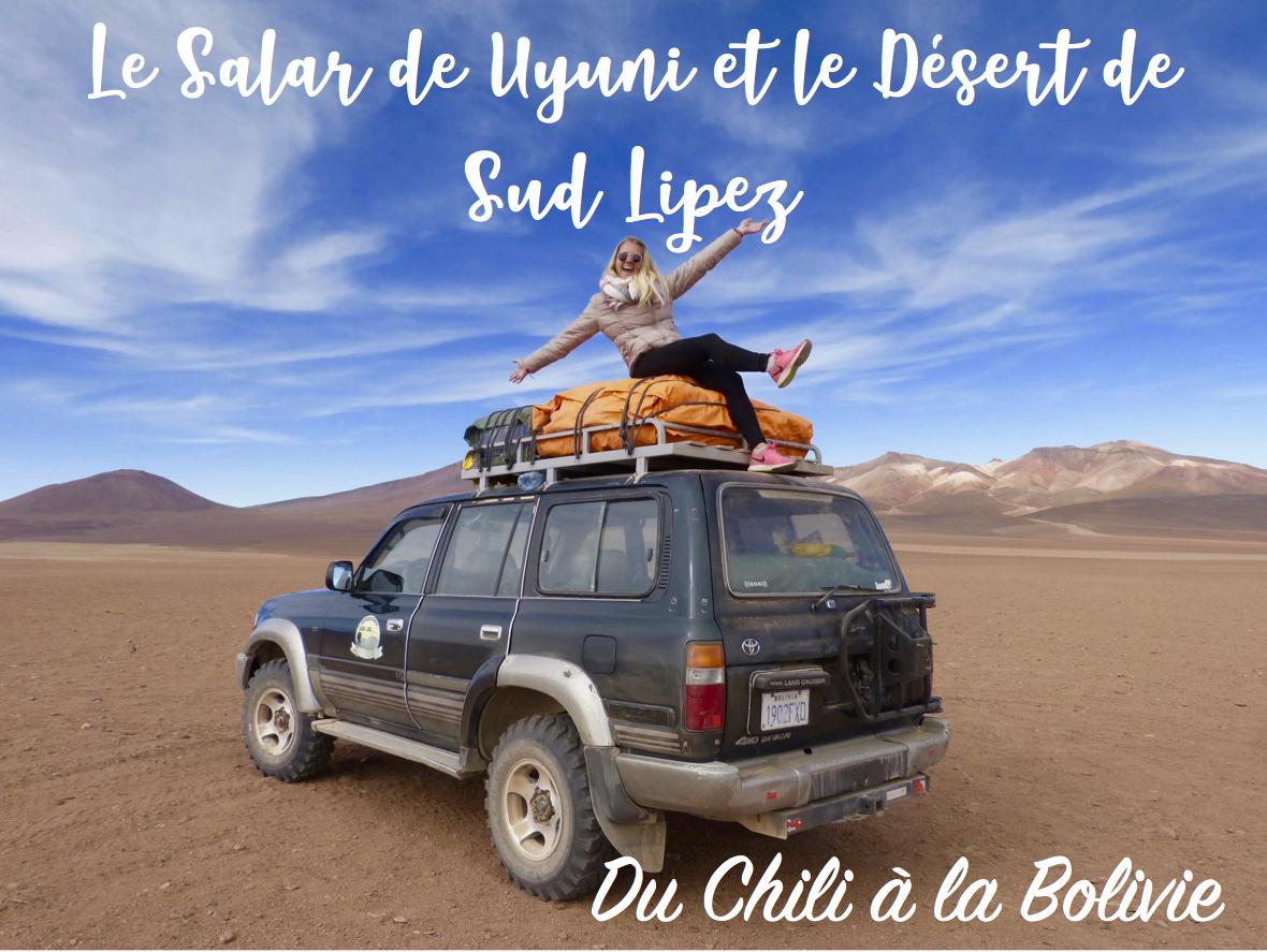 Read more about the article Le Salar de Uyuni et le désert de Sud Lipez