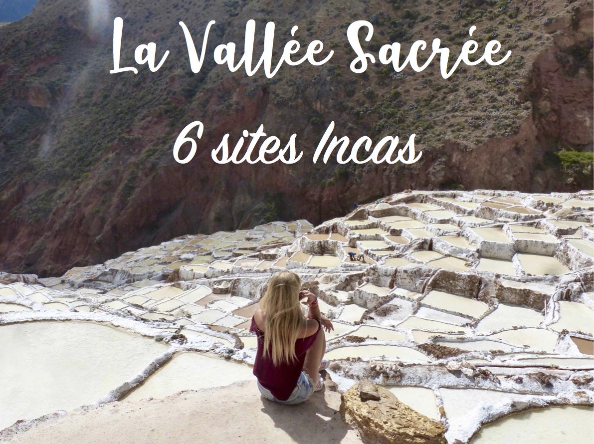 You are currently viewing 6 sites Incas de la Vallée Sacrée
