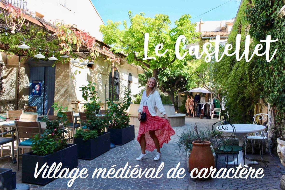 Le Castellet : village médiéval du Var