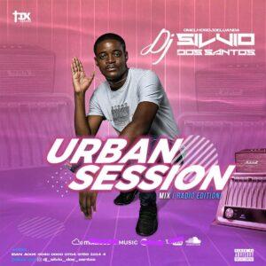 DJ Sílvio Dos Santos - Urban Session (Mix Afro House)