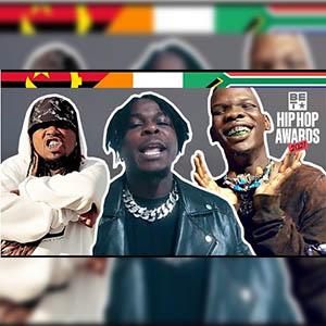 NGA x Didi B x Blxckie - BET CYPHER África [2021]