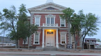 Former County Court House (Museum now)