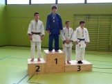 Venturella 2ème en juniors -55kg