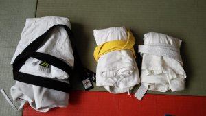 judoga pas