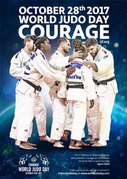 Świętujmy razem Światowy Dzień Judo