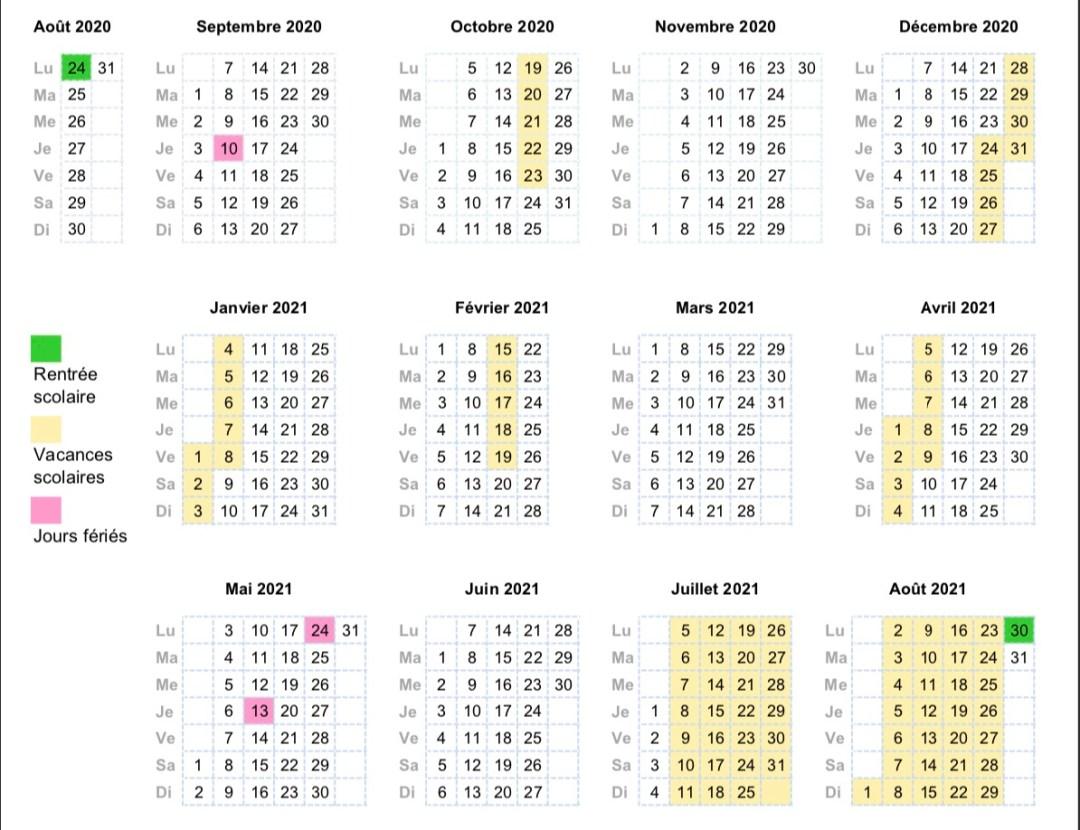 calendrier-scolaire-2020-2021