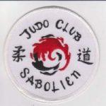 Logo actuel du Judo Club Sabolien