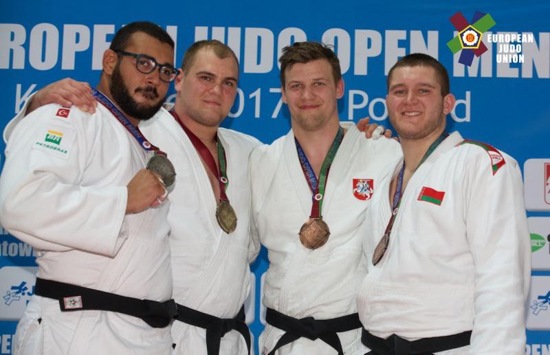 Sarnacki wywalczył kolejne złoto – Katowice szczęśliwe