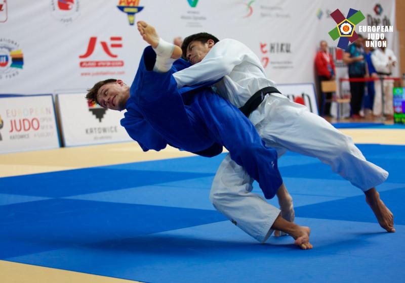 European Judo Open Katowice – zdobyte po mistrzowsku