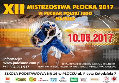 Mistrzostwa Płocka i Puchar Polski Masters 2017