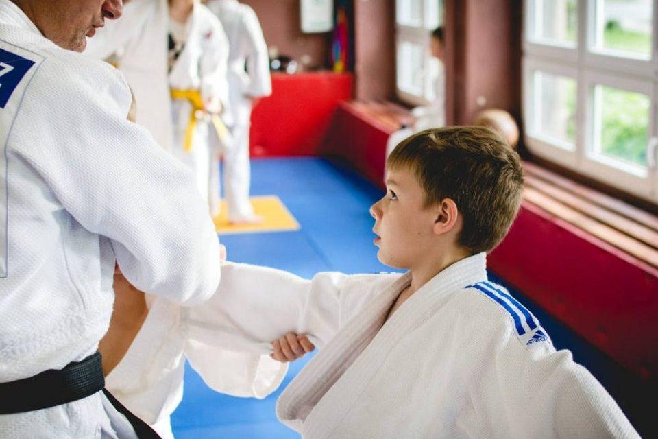 Kanada: W jakim wieku rozpocząć trening judo.