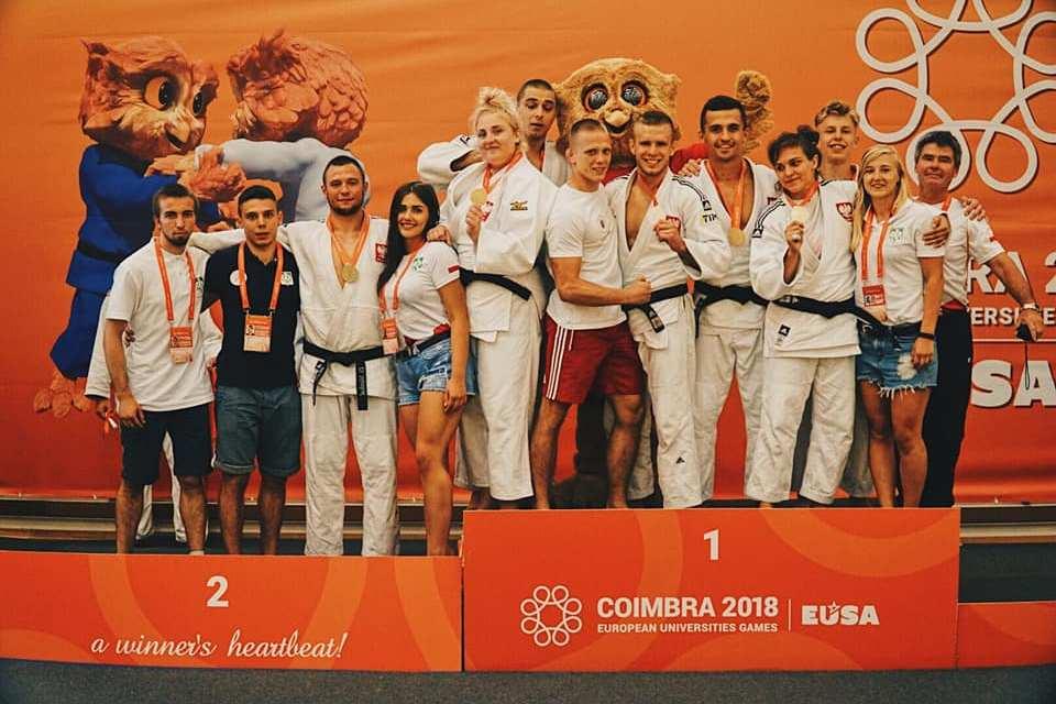 Europejskie Igrzyska Studentów – Coimbra 2018