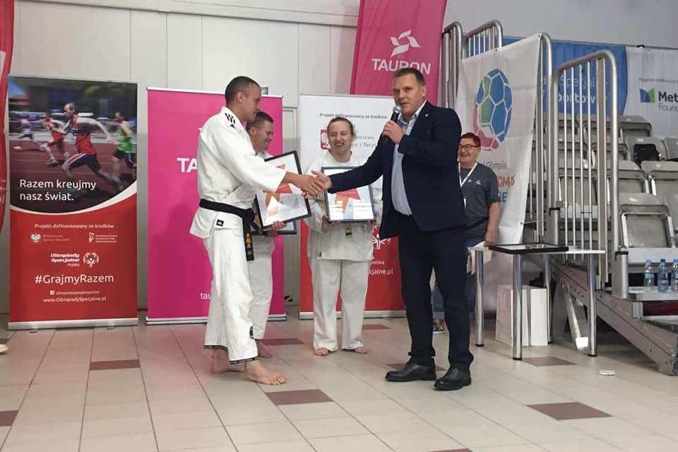 II Ogólnopolski Turniej Judo Olimpiad Specjalnych