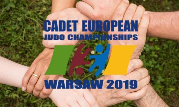PZJudo poszukuje wolontariuszy do organizacji Mistrzostw Europy Kadetów