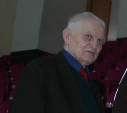 MISTRZ Ryszard Zieniawa