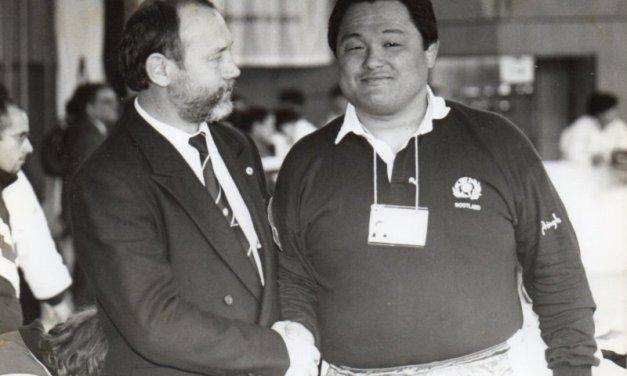 Ewolucja zmian przepisów walki Judo 1970-2010 – Stanisław Kacprzycki