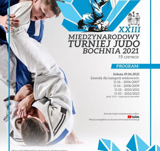 XXIII Międzynarodowy Turniej Judo w kategorii Młodzik i Dzieci