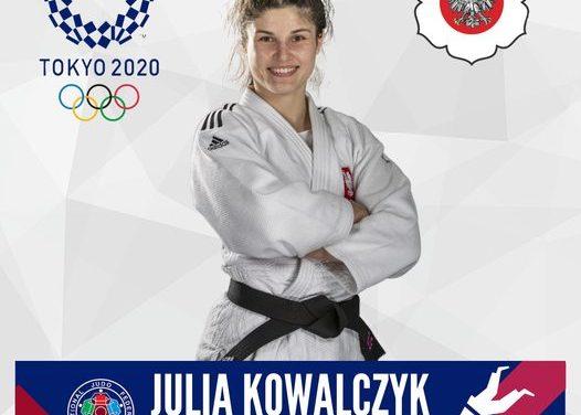 Julia Kowalczyk siódma na IO Tokio 2020