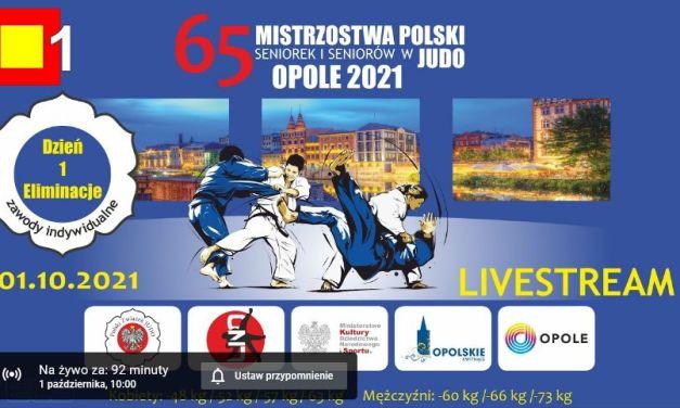 Mistrzostwa Polski Seniorów i Seniorek – Opole 2021